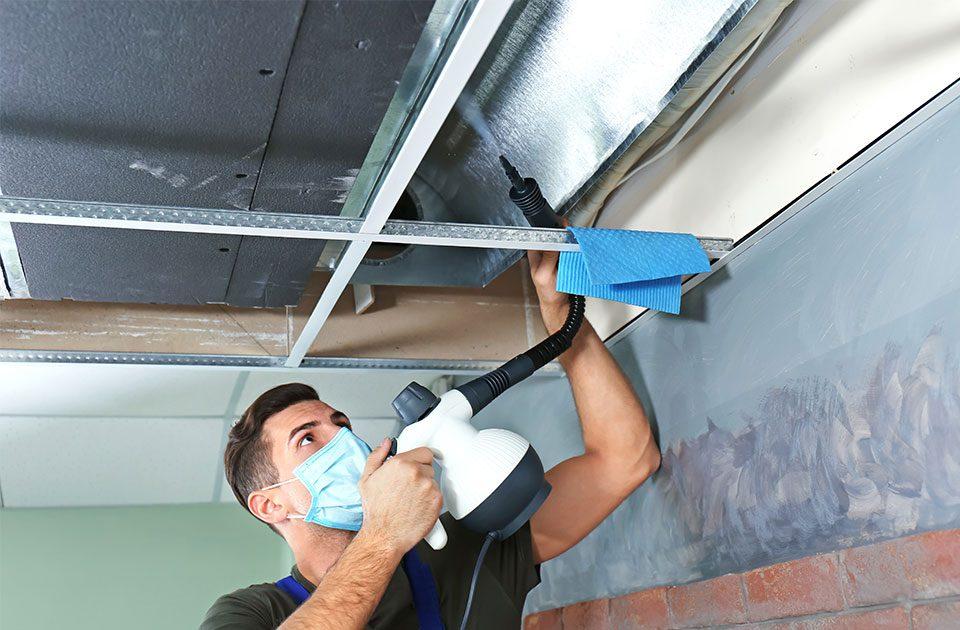 Limpieza conductos de ventilación | Alma Limpiezas